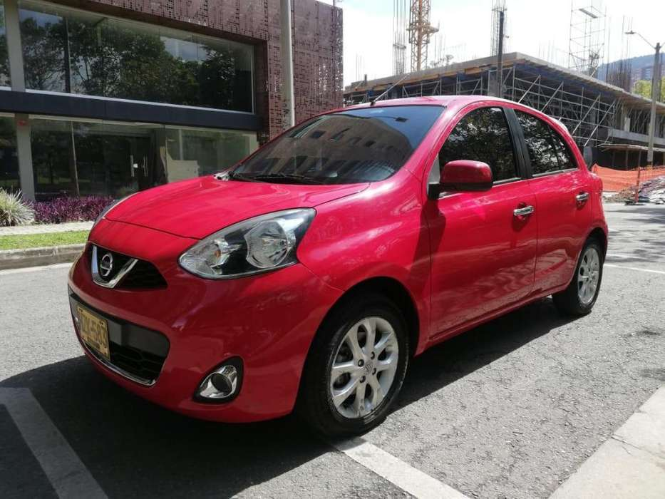 Nissan March 2015 - 43400 km