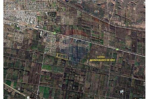Terreno Barrio Manzanares de Oro