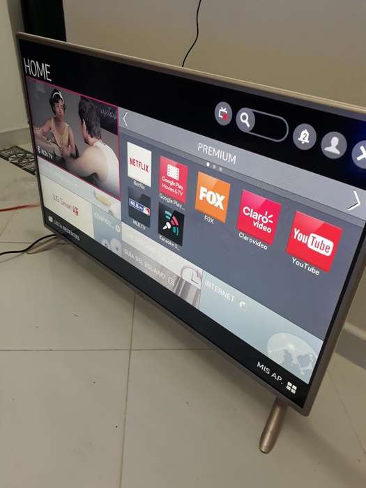 Smart Tv Lg 42 Pulgadas Tdt Fhd