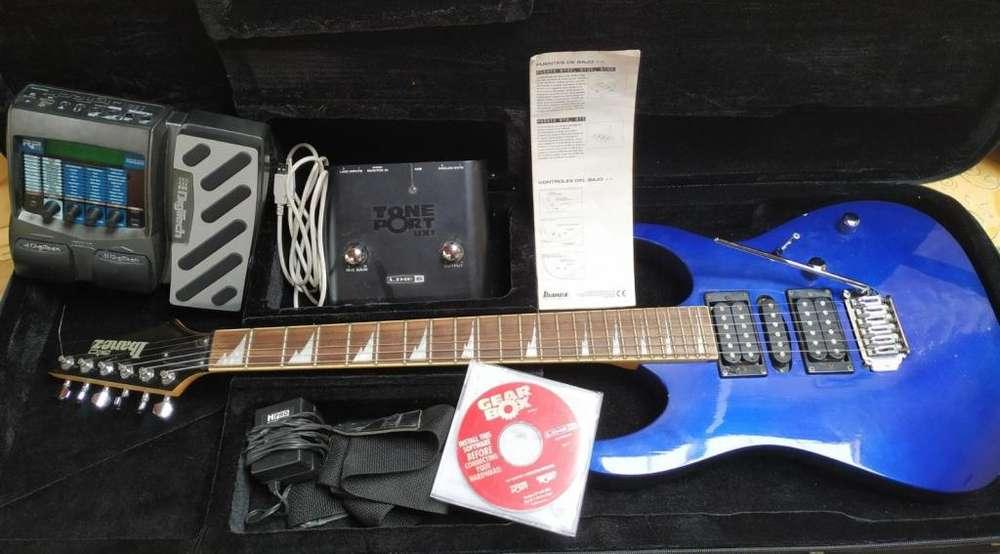 Guitarra Ibanez Gio Grg170dx
