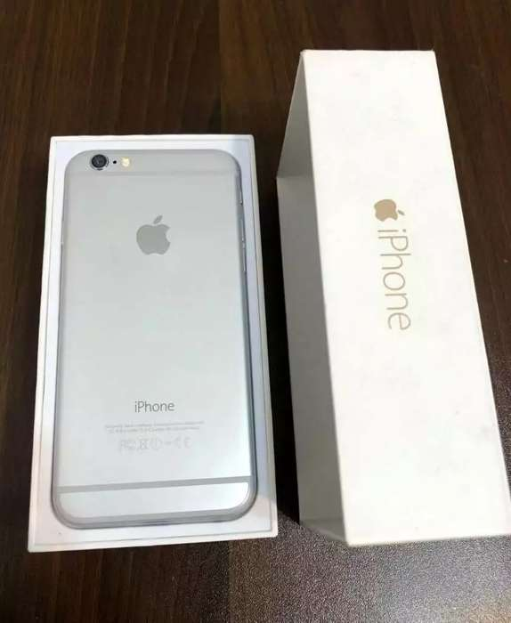 iPhone 6 16GB Completo en caja