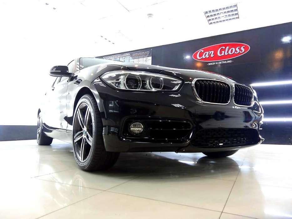 BMW 120i 2017 - 8000 km