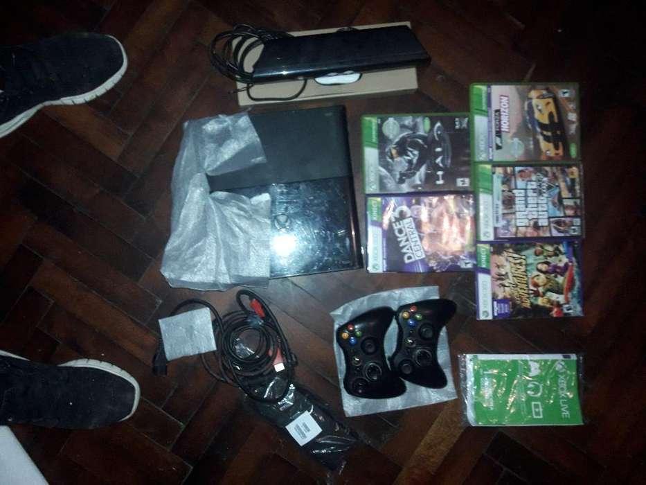Permuto O Vendo Xbox 360