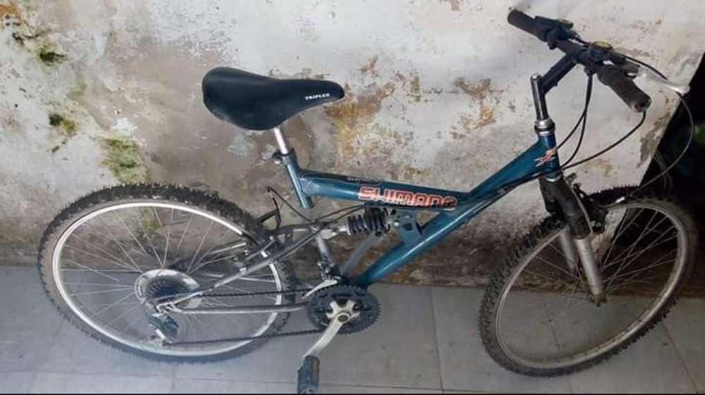 Bicicleta Doble Amortiguacion