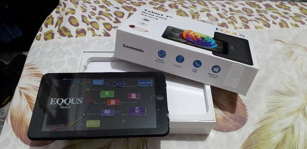 Hermosa Tablet 7'' Quad Core
