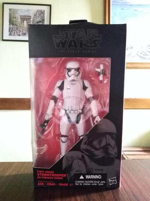 Stormtrooper Star Wars Figura de Acción