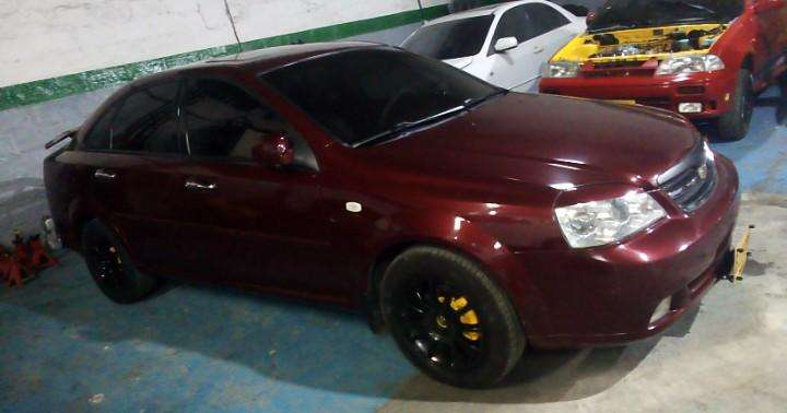 Chevrolet Optra 2006 - 143000 km