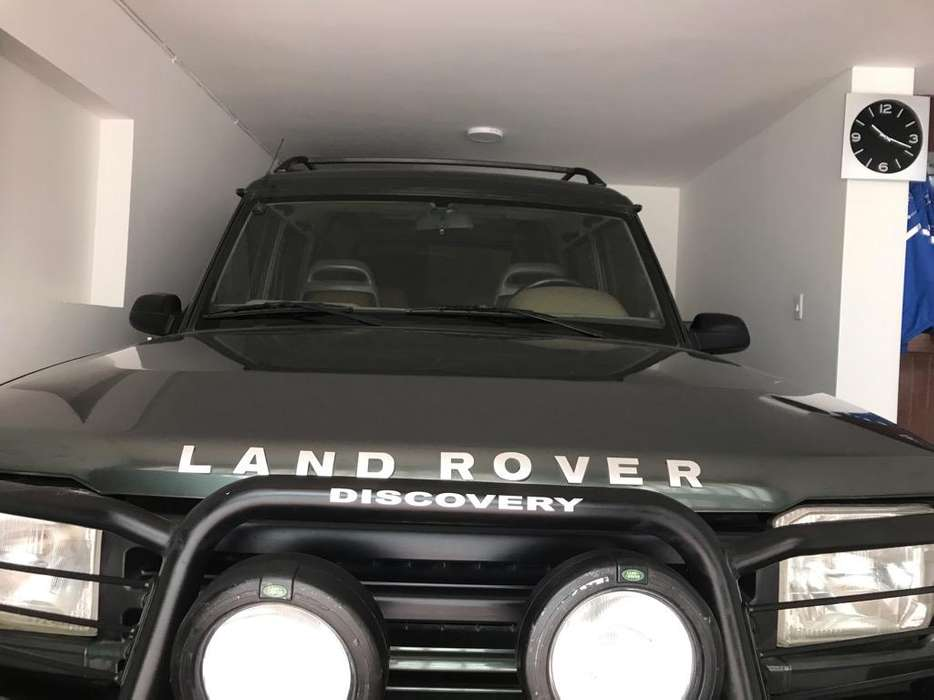 Land Rover Discovery 1995 - 9999999 km