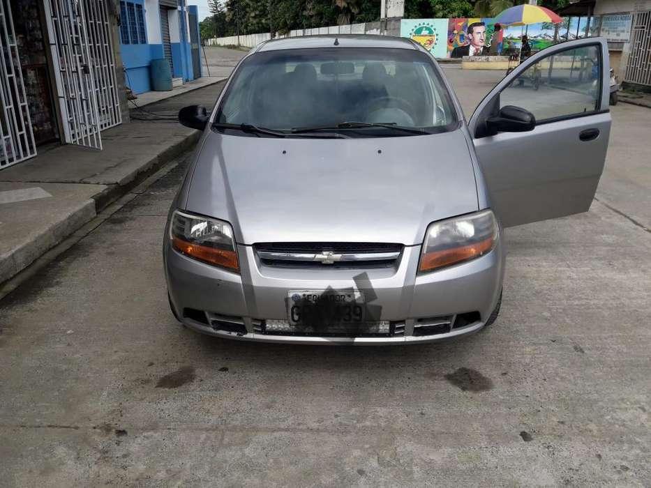 Chevrolet Aveo 2008 - 163000 km