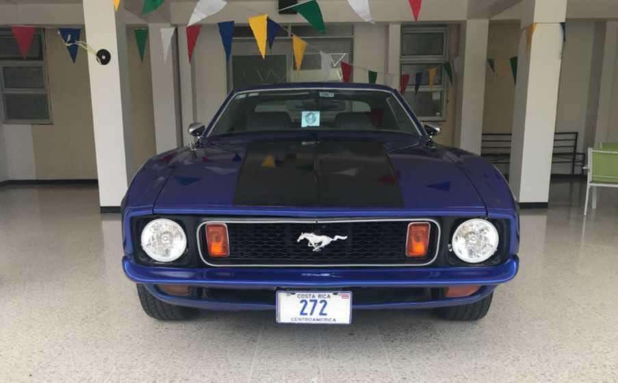 Ford Mustang 1971 - 100000 km