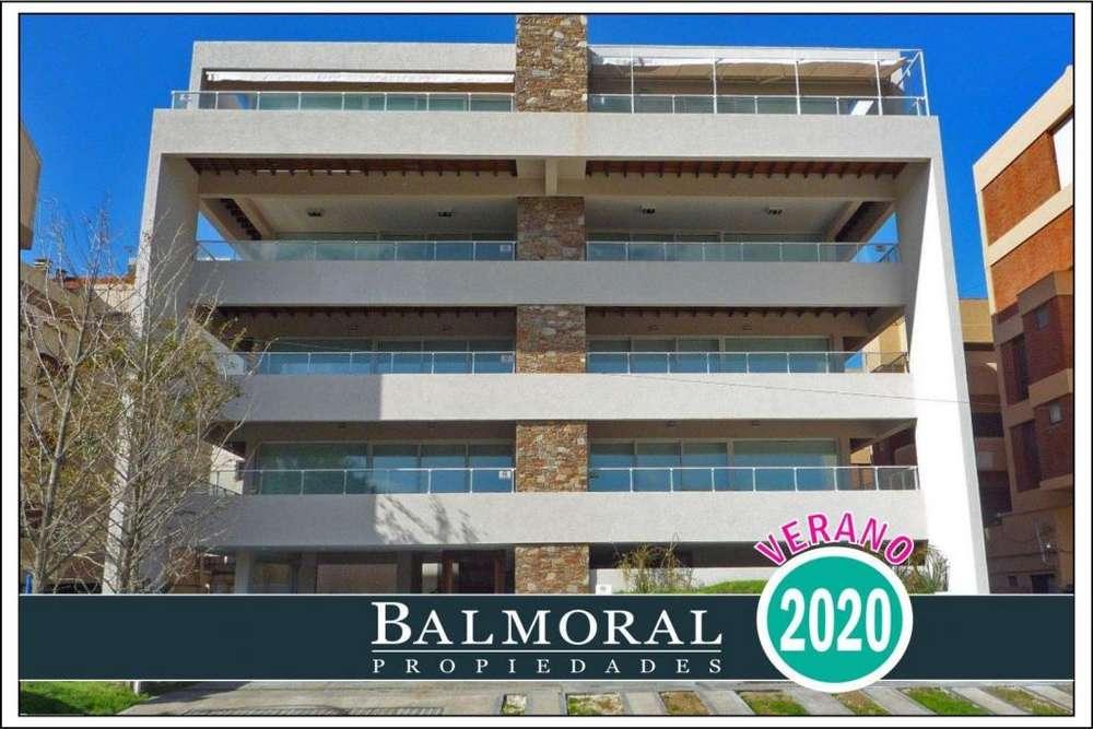 Ref: 2426 - Departamento en alquiler, Pinamar, Zona Lasalle