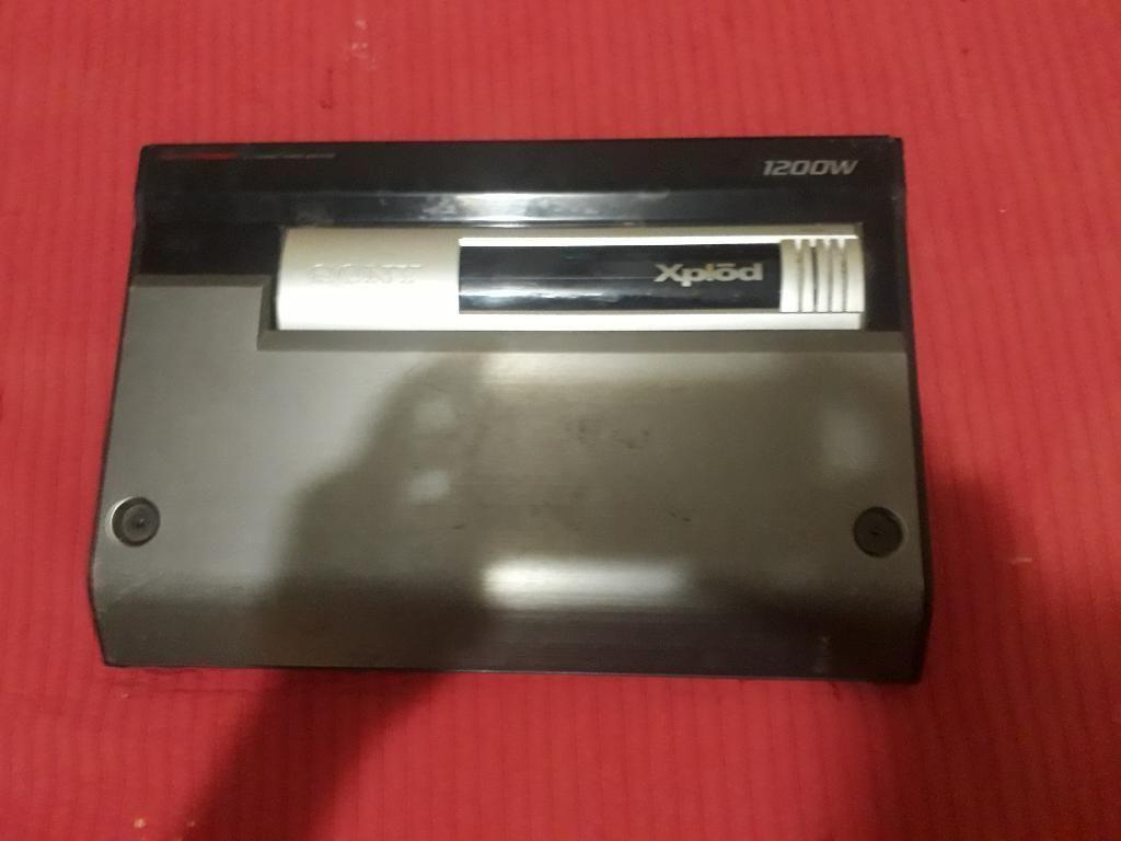 Potencia Sony 1200w