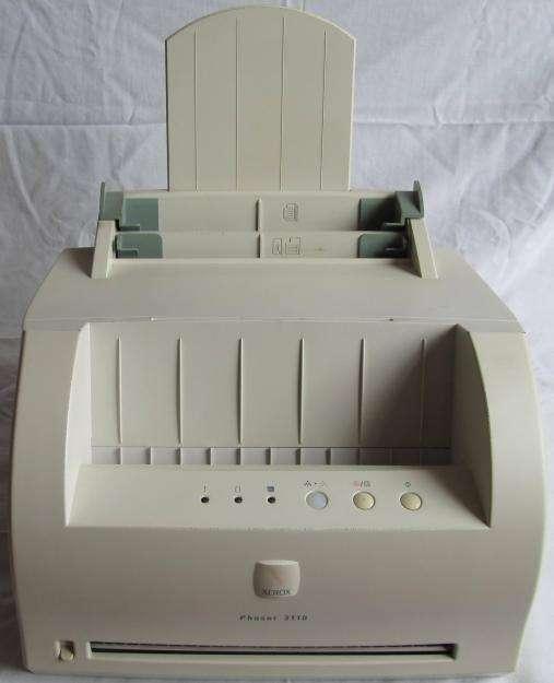 <strong>impresora</strong> Laser Xerox Phaser 3110 a toner color negro