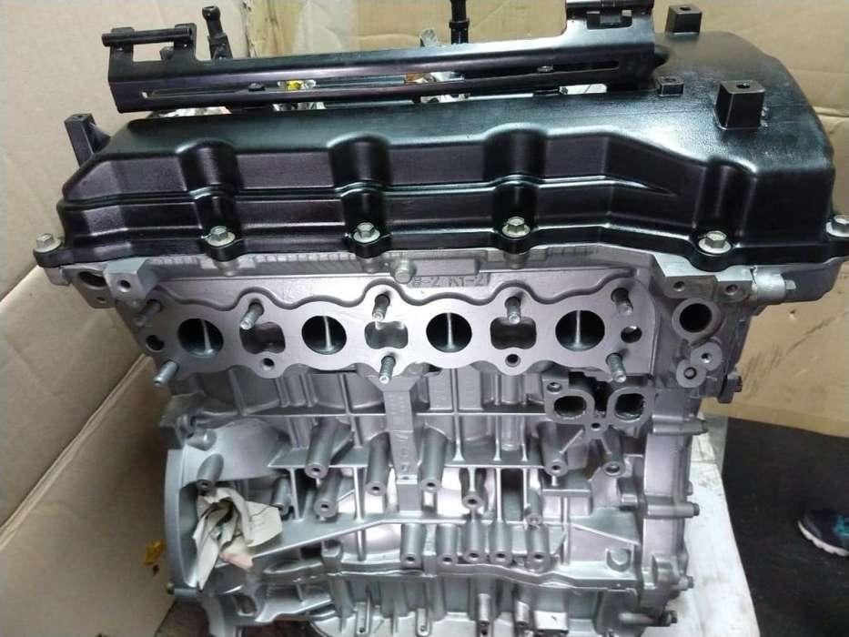 Motor Hyundai Santa fé G4KE ARMADO Y SEMIARMADO