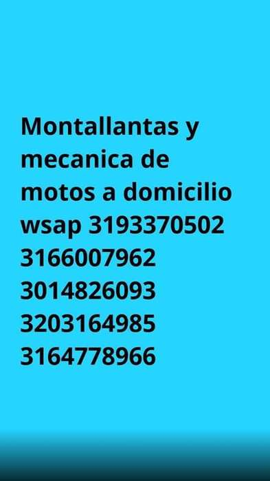 montallantas a domicilio en bucaramanga mauro 3193370502 3203164985