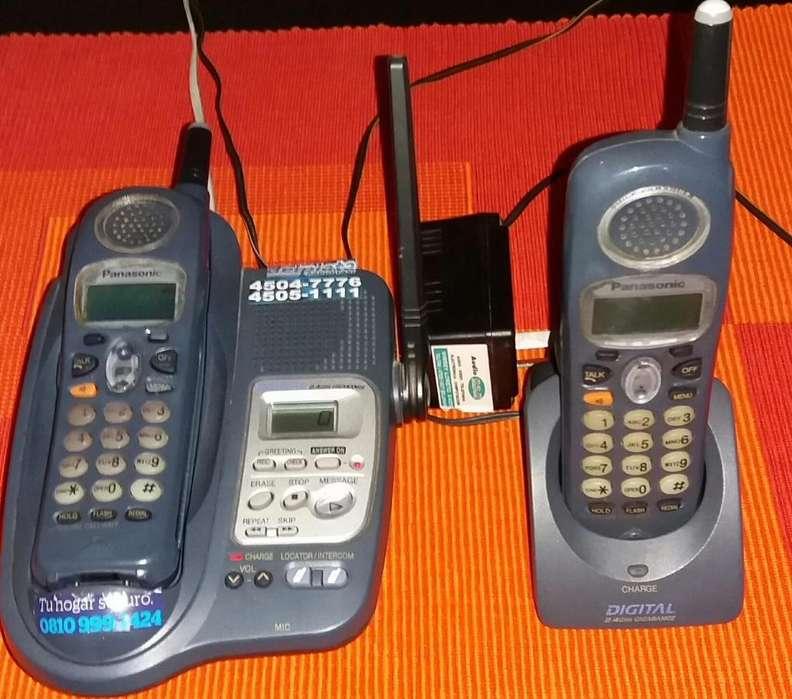 Telefono inhalambrico Panasonic modelo KXTG2344LAF