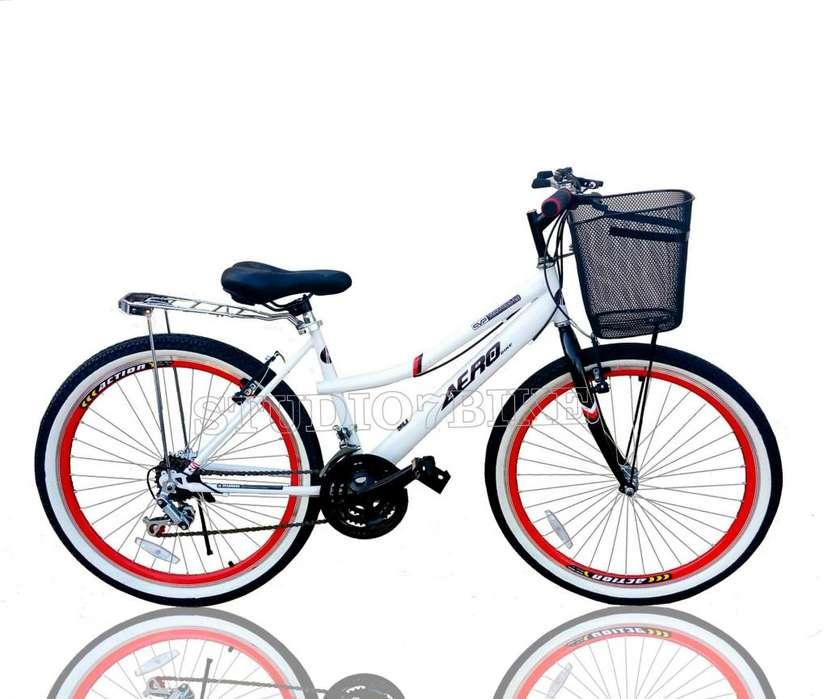 Bicicleta De Dama aero MTB X1