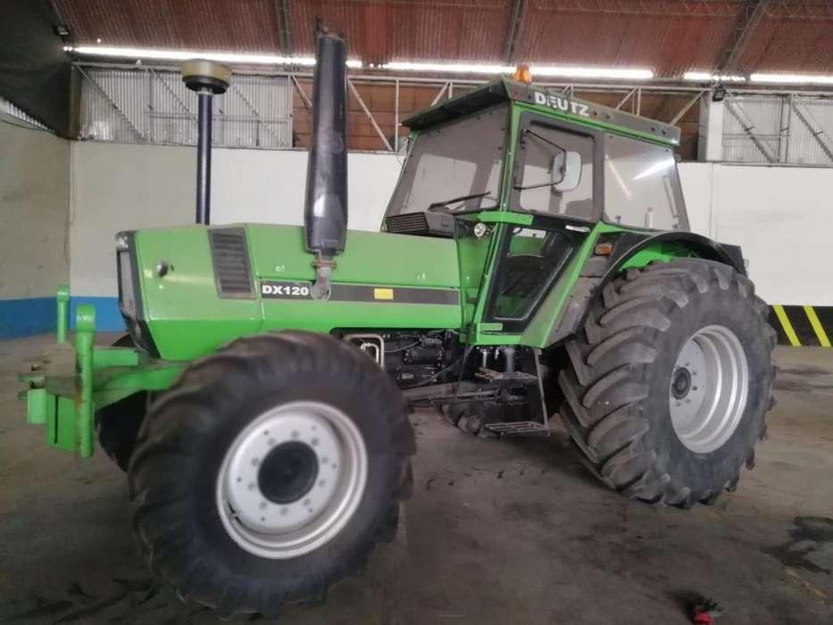 Tractor Agrícola