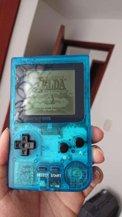 Game Boy Pocket Gameboy
