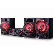 Equipo de Sonido XBOOM LG CJ88 con 2.900W