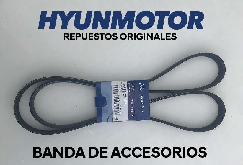 Banda de <strong>accesorios</strong> para Hyundai todos los modelos