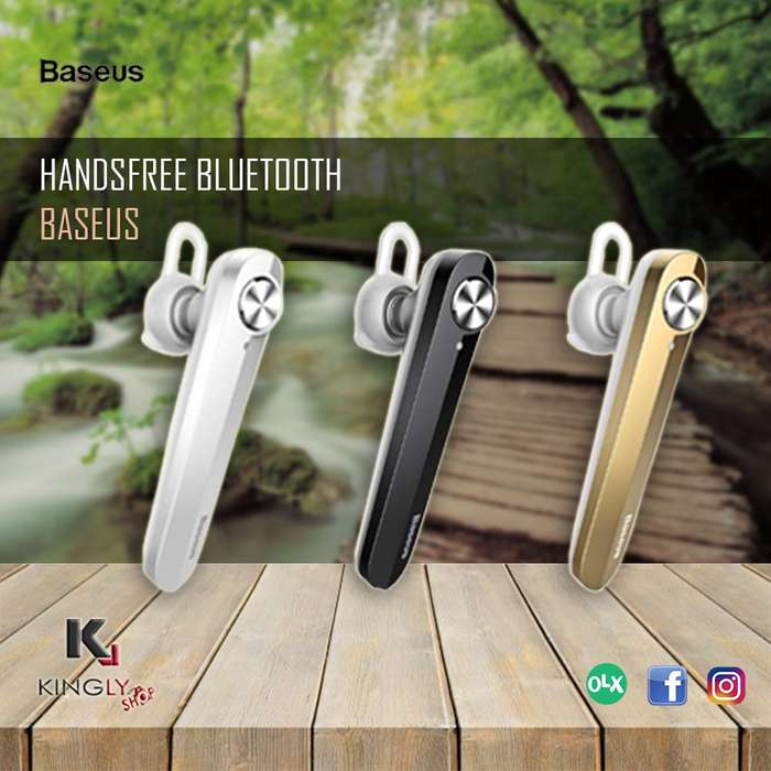 Handsfree <strong>bluetooth</strong> Baseus 8 Hrs de duración Tienda virtual en Trujillo Accesorios Trujillo Kingly Shop