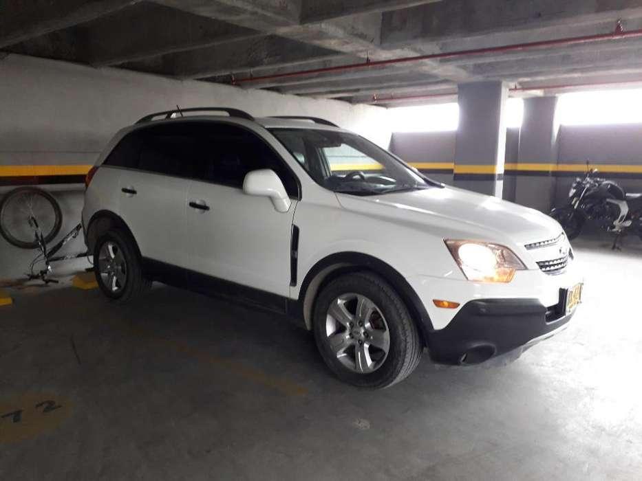 Chevrolet Captiva 2012 - 83025 km