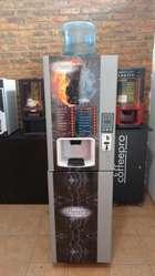 Expendedoras COFFEE PRO modelo GRAVITY 20 SELECCIONES