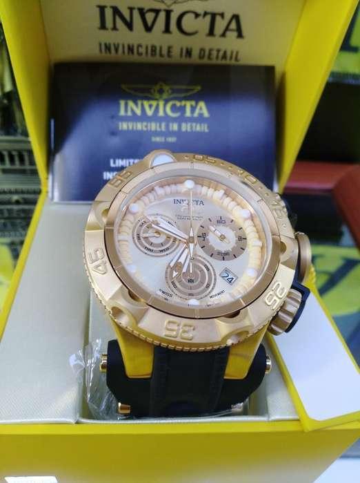 Reloj Invicta Swiss Movimient