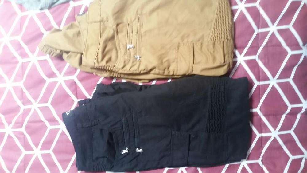 Pantalones Marca Carbon
