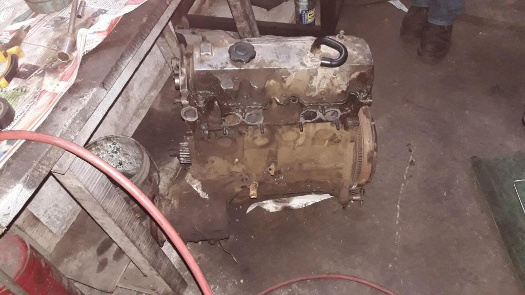 motor nissan vanette con caja mecanica 2003