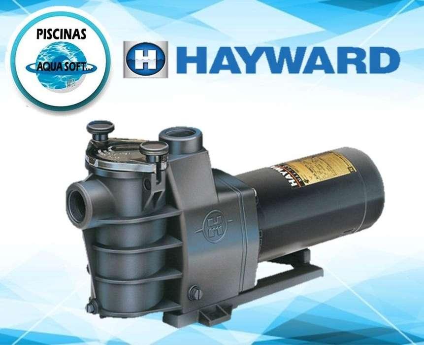 Electrobomba Para Piscina 1 Hp Hayward Max Flo
