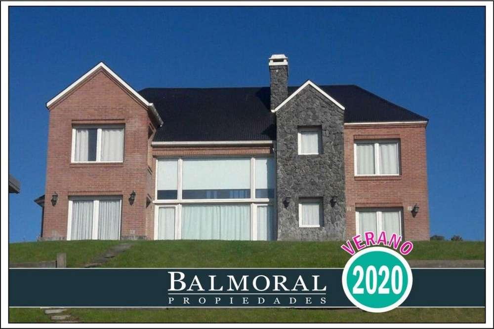 Ref: 8836 - Casa en alquiler, Pinamar, Zona Lasalle