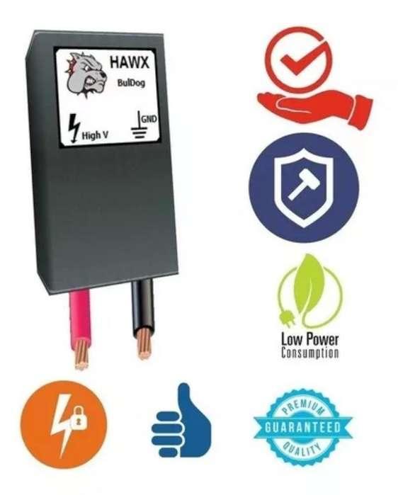 Electrificador Mas Alambre Y Aisladores