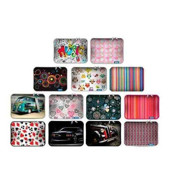 FUNDAS PARA TABLET Y NOTEBOOK NEOPRENE CDTeK