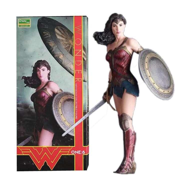 Figura Coleccion Wonder Woman