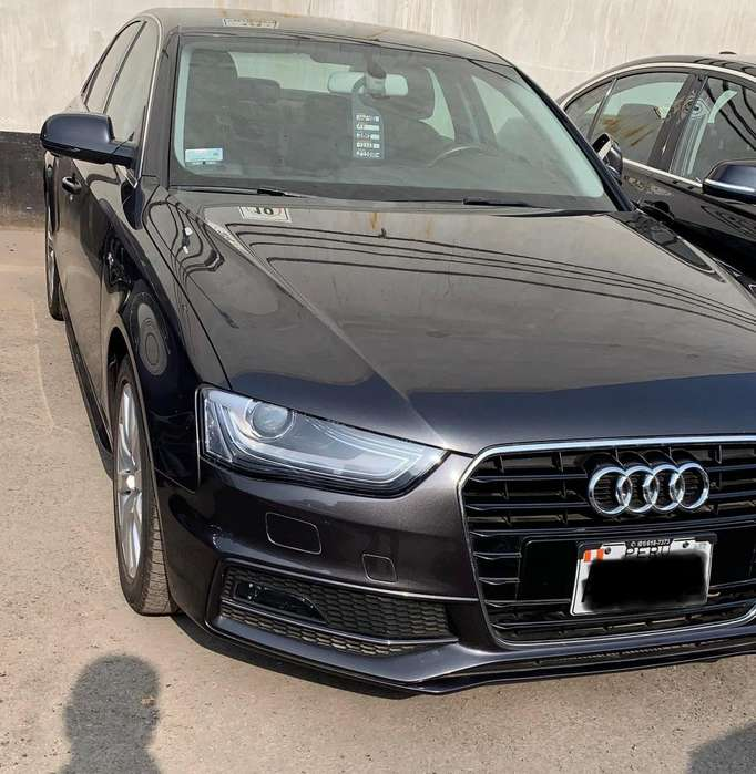 Audi A4 2015 - 44400 km
