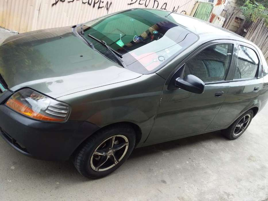 Chevrolet Aveo 2010 - 305842 km