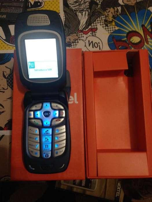 celular <strong>nextel</strong> i760 azul libre nuevo en caja