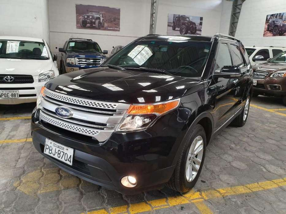 <strong>ford</strong> Explorer 2012 - 100000 km
