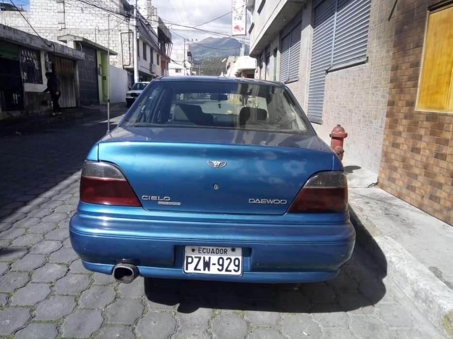 <strong>daewoo</strong> Cielo 1998 - 330 km