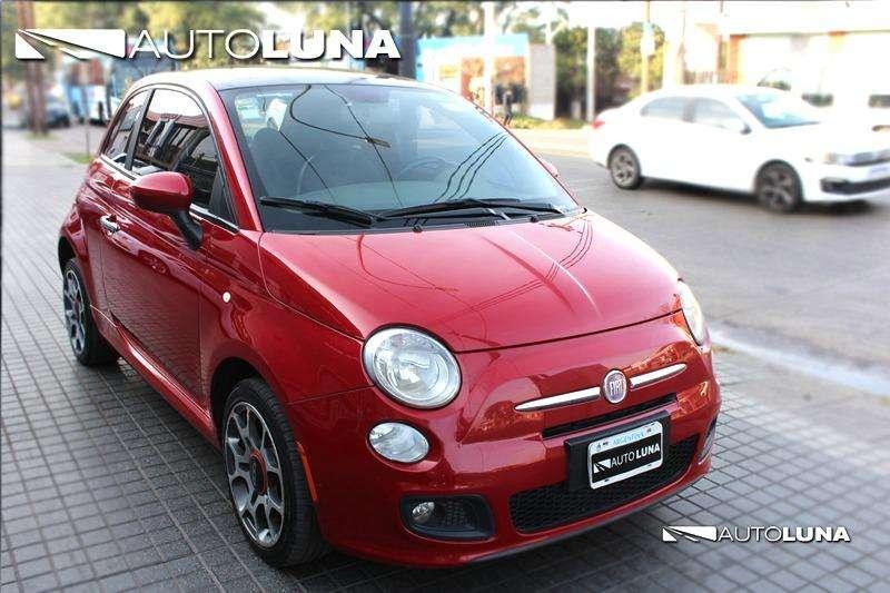 Fiat 500 2012 - 115000 km