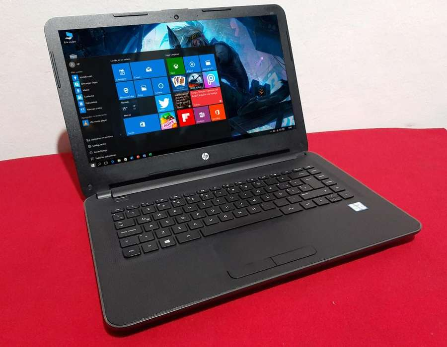 laptop hp i3 con 4 de ram 500 disco duro buena bateria todo ok