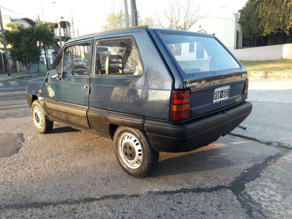 Seat Marbella 1993 - 50000 km