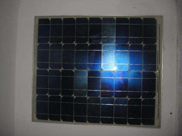 Panel Solar de 55 W
