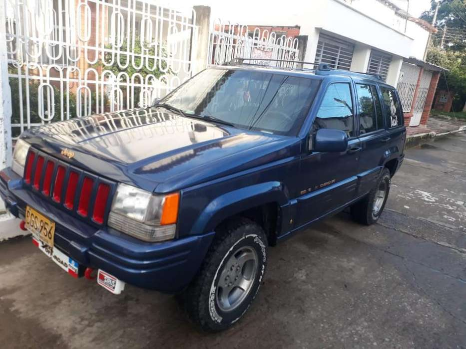 JEEP GRAND CHEROKEE 1996 - 215300 km