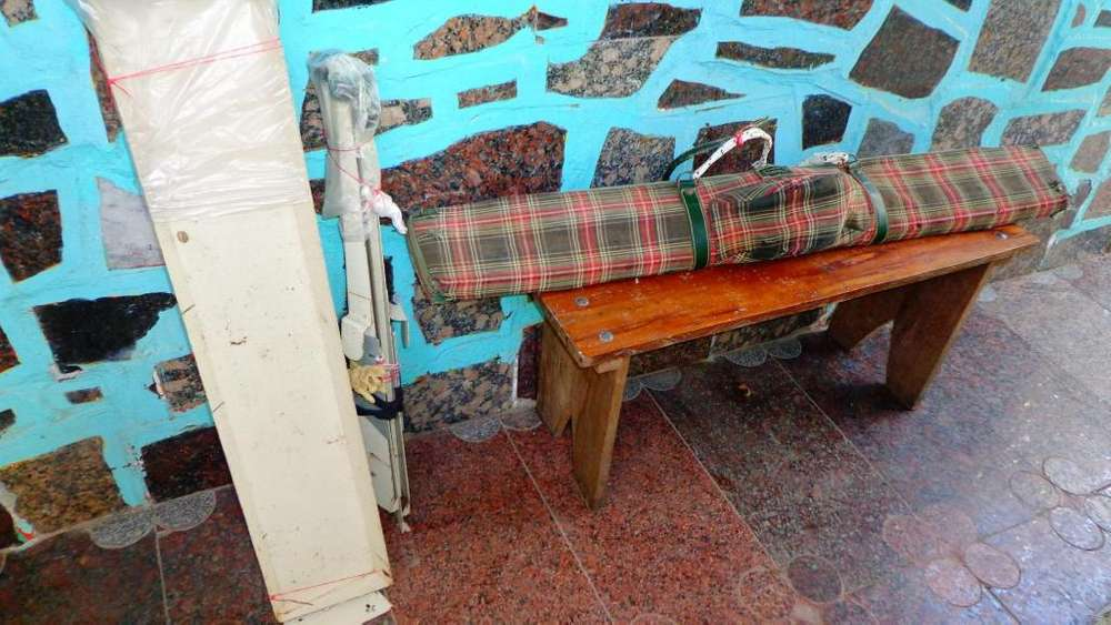 màquina de tejer knitak con mesa