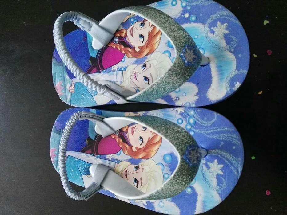 Sandalias Frozen Talla 20