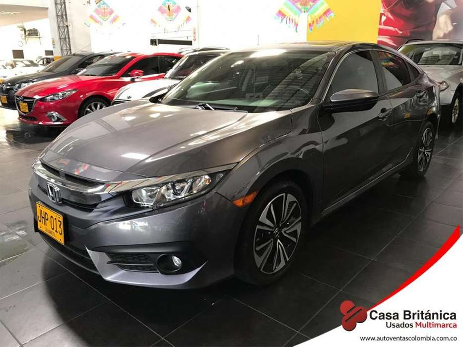 Honda Civic 2017 - 9779 km