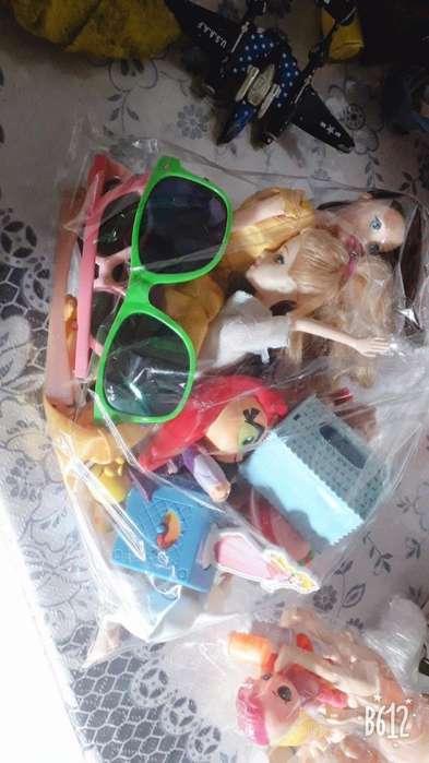 Barrias Muñequitas Lentes Barbie